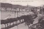 ESPAGNE---SAN SEBASTIAN--paseo De Mira Concha Y Playa---voir 2 Scans - Guipúzcoa (San Sebastián)