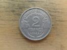 france  2  francs  1949  morlon  km 886