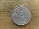 france  2  francs  1948 b   morlon  km 886