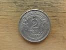 france  2  francs  1959  morlon  km 886