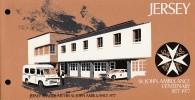 "1977 - Jersey - St John Ambulance Centenary  -   Post Office  Etat "" Luxe"" - Jersey"