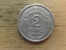 france  2  francs  1947  morlon  km 886
