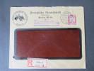 DR 1924 Nr. 359 EF. Preußische Staatsbank (Seehandlung) Einschreiben Berlin 38 Nr. 858 D - Briefe U. Dokumente