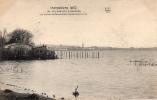 GENEVILLIERS - VILLENEUVE-LA-GARENNE (75) - Inondations 1910 - Les Plaines Transformées En Lac - Gennevilliers