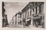 Carte Postale - OULLINS - Grande Rue -       Tabac Casino Magasins - Oullins