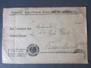 Deutsches Reich Infla Beleg 09.1923. Kön. Preuß. Landrat Im Kreis Warendorf. Marken Abgelöst!! Dienstmarken - Deutschland