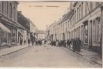 Turnhout - Warandestraat - Zeer Geanimeerd - Collectie Bertels Nr 32 - Turnhout