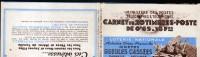 COUVERTURE (VIDE) DE CARNET PUBLICITAIRE - Carnets