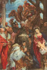 PIERRE  PAUL- RUBENS    ADORAZIONE  DEI  MAGI     (NUOVA) - Paintings