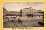 Italie. Bologna. Stazione Delle Ferrovie Dello Stato. Tramway E Tassì - Bologna