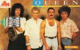 TELECARTE TCHECOSLOVAQUIE 100 QUEEN Freddie Mercury - Czechoslovakia