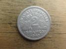 france    2  francs  1943  bazor  km 904