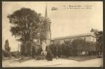 BOIS Le ROI Rare L'Eglise Et Monument Aux Morts () Seine & Marne (77) - Bois Le Roi