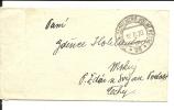 Lettre    Légion Tchéque En Italie  1920  (296) - Tchécoslovaquie