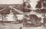 SUPERBE LOT DE 7 CPA - WITLEY CAMP - SHEDS OF CANADIAN SOLDIERS - FIRST WORLD WAR - Surrey