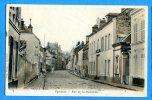 GG505, Epernon, Rue De La Madeleine, 2, Circulée 1904 Timbre Décollé - Epernon