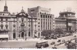 38 POSTAL DE MADRID DE LA IGLESIA DE SAN JOSE Y CALLE ALCALA DEL AÑO 1954 (GARCIA GARRABELLA) - Madrid