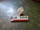 LE TOUR    STARPINS - Cyclisme