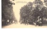 Lambersart (Lille-Nord)-Avenue De L'Hippodrome-animée-Vieille Voiture-Edit. G.Réant, Marcq En Baroeul - Lambersart