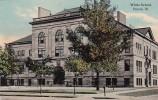Illinois Peoria White School 1913