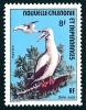 NOUV.-CALEDONIE 1976 - Yv. 400 ** TB  Cote= 3,00 EUR - Oiseaux : Fous Sula Sula ..Réf.NCE23531 - Neukaledonien