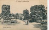 AFRIQUE - ALGERIE - TIPAZA - Ruines Romaines