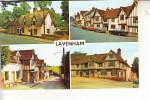 UK - ENGLAND - SUFFOLK - LAVENHAM, multi view