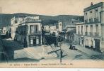 AFRIQUE - ALGERIE - BONE - Colonne Randon - Avenues Garibaldi et C�lestin