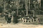 CHASSE A COURRE(VENERIE) FONTAINEBLEAU - Chasse