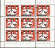 YU 1969-1348 CILDREN'S WEEK, YUGOSLAVIA, MS, MNH - Blocks & Kleinbögen