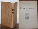 Renée Vivien Evocations - Poetry