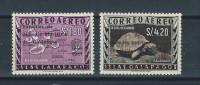 EC - 1961 - 1079+1080 - GALAPAGOS - ECUADOR - EQUATEUR - MNH -** -POSTFRISCH - Equateur