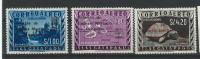 EC - 1961 - 1078-1080 - GALAPAGOS - ECUADOR - EQUATEUR - MNH -** -POSTFRISCH - Equateur