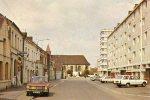 39Cc    59 Beuvrages Place Du 11 Novembre Tacot Simca - France