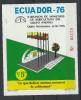 EC - 1976 -BLOCK 73- AGRARMINISTERTREFFEN QUITO - ECUADOR - EQUATEUR - MNH -** -POSTFRISCH - Equateur