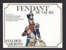 Etiquette De Vin Fendant Du Valais   - Thème Militaire  -  Stalder/ Debons - Antiche Uniformi