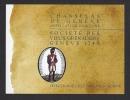 Etiquette De Vin Chasselas  De Genève -  Sté Des Vieux Grenadiers Genève 1749  - Thème Militaire  -  Vin Union Genève - Antiche Uniformi