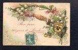 Muguet,1er Mai Porte Bonheur - Fleurs / Bon Pour 365 Jours De Bonheur - Other