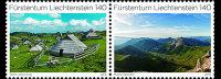 Liechtenstein 2015 - Joint Issue With Slovenia Stamp Set Mnh - Nuevos