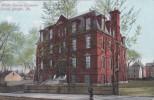 Maine Bangor Union Square Grammae School 1910