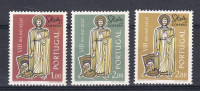 PORTUGAL 1962. 8º DIA DO SELO .AFINSA Nº 901/903.. NUEVO SIN CHARNELA.SES095 - 1910-... Republiek