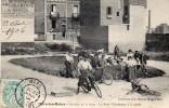 MERS Les BAINS  -  Avenue De La Gare  -  Le Petit Vélodrome à La Mode - Mers Les Bains