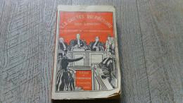 Les Gaiétés Du Prétoire De Géo London Illustrations De Favrot 1933 Justice Humour - Droit