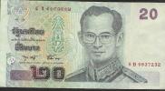 THAILAND P109  100  BAHT  2003  Signature 75   VF  NO P.h. ! - Thailand