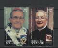 EC - 2006 - 3009-3010 - PAAR -PAIR - JUAN LARREA HOLGUIN - ECUADOR - EQUATEUR - MNH -** -POSTFRISCH - Equateur