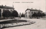 95 - PONTOISE -l'entrée Du Quartier Bossut - Pontoise