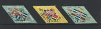 EC - OFICIAL - 1964 -  195-198  - ECUADOR - EQUATEUR - MNH -** -POSTFRISCH - Equateur