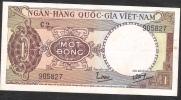 VIETNAM  P15 1  DONG   1964    VF NO P.h. ! - Vietnam