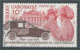Gabon, Car, Renault, 10f., 1977, VFU - Gabon