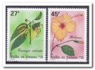 Wallis Et Futuna 1996, Postfris MNH, Flowers - Nuevos